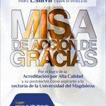 ,El Ingeniero @EslavaRector tiene el gusto de invitarlos a la Misa de Acción de Gracias... #EslavaRector https://t.co/UzqshW9tUa