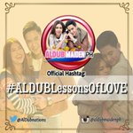 HAPPY WEDNESDAY ADN! 😄 OHT: #ALDUBLessonsOfLOVE https://t.co/LUhShVJuqx