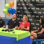 Aimee Boorman (@Salto_Coach), life long coach of @Simone_Biles, now calls Sarasota home working with @EVO_Athletics. https://t.co/X8AdDs52jN