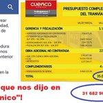 """#TranvíaDeLosBarrios """"Prioridad es acabar el tranvía"""" @MashiRafael ¡Cuenca quiere #TranvíaYa! ¡Después sumamos bien! https://t.co/f1qv2t7Plk"""