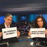 É aquele ditado: O MELHOR DO BRASIL, VCS JÁ SABEM O QUE É NÉ? #FatimaBernardes https://t.co/tqwwdIhRKa