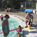 Come join the Coolahan family for a FREE pool party right now at Mt Pleasant pool! #yycklein #ableg https://t.co/j3wzpqUxBp