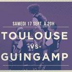 """Le 17 septembre, le TFC reçoit le """"leader de @Ligue1 pendant 15 jours minimum""""! → https://t.co/NuOOe71neF #TFCEAG https://t.co/2fnW6Dn1jA"""
