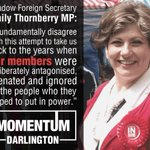 Labour members must be respected! Well said @EmilyThornberry https://t.co/EMYcYpP3Mh