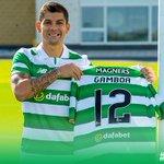 💬 New signing Cristian Gamboa - Im proud to be a Celt: https://t.co/En36D5D9QK https://t.co/LV0qTw9nDe