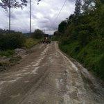 ¡Atención! 🚧 Mantenimiento vial en Pucaraloma, parroquia Tarqui. @CholaCabrera #ObrasCuenca @tomebamba @UNSIONTV https://t.co/JLdQVpUbH8