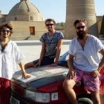 Three men drive in 23-year-old hatchback from Brighton to Mongolia - https://t.co/Y1OrBlAsqD https://t.co/J1QlRhRG44