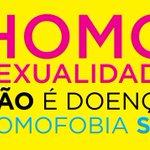 #SouContraHomofobiaPq homofobia é uma doença q mata. Curem-se, Bolsonazis! https://t.co/nU1CePABIp