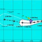 Hurricane Madeline heads west toward Hawaii; storm warnings, watches issued #HIwx https://t.co/4ONmnykQLK https://t.co/PkONxPN287