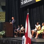 EJI Executive Director, author Bryan Stevenson speaks at ASU freshman convocation. https://t.co/9tX5gtgowU