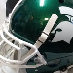 Spartan sports are back!!! First Dantonio show tomorrow and game this Friday! #ItsOnEast #GoGreen #SpartanPride https://t.co/8bVw7afsuS