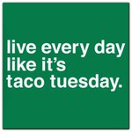 Finally TACO TUESDAY You give use $2 Canadian and we give you 4 Tacos Mexican!! @StareCityKW @WRAwesome #tacos https://t.co/wkc8hlQgAw