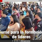 Curso para la formación de líderes-#Cuenca https://t.co/nvHCTmeSvY https://t.co/7rNbmJClC2