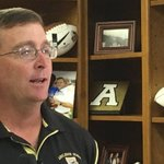 .@Abilene_Eagles head coach Del Van Cox is emphasizing perspective. Hear from Coach on @KTXS_News at 6. https://t.co/80hAPRCNRZ