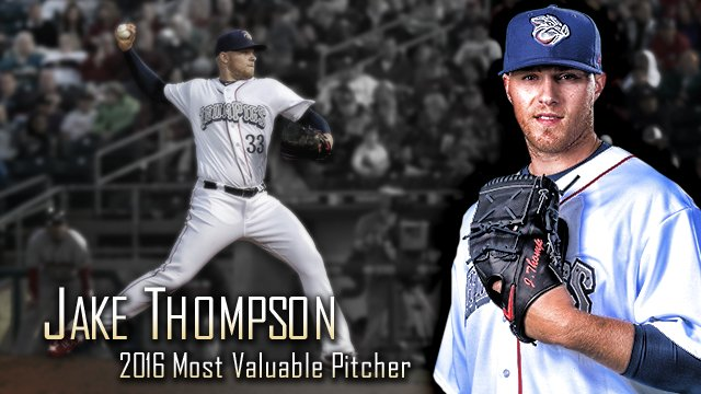 Your 2016 International League Pitcher of the Year, Jake Thompson! #Phillies #MVPitcher https://t.co/oqlMVw185B