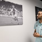 📝 | Ziyech: Ik wil de #Ajax-supporters iets teruggeven 👉 https://t.co/XCHdDn452q #WelkomHakim https://t.co/7kHUSDRwm0