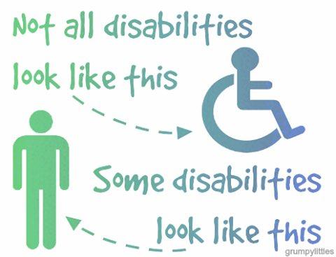PSA: Not all disabilities are readily apparent. Don't be a jerk at elevators. K?  K.   https://t.co/i7TTj3o1G8 https://t.co/OlQKxNBdtC
