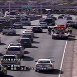 Ax on H1 EB after Punahou exit blocking right lane #hitraffic https://t.co/Xf5Zg2mMq3