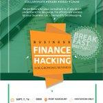#BreakFast #FinanceHacking #BiztorialsMeetup Sep.7, 2016 | Port Harcourt 10Spots Only SMS 08051610019 https://t.co/IELt7LwLrI