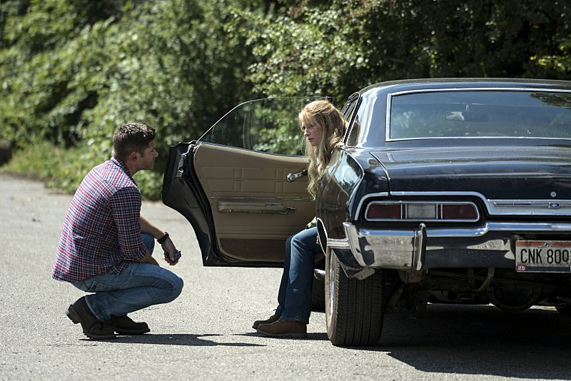 #Supernatural Season 12 Premiere Photos: The Return of Mary and the Quest to Save Sam https://t.co/MyI6wTV5yj https://t.co/i4tmEZgdLm