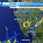 Scatd tropical downpours continue to affect the #Suncoast this afternoon, more on the way tonight. #SRQ #Bradenton https://t.co/S03qVmoYJN