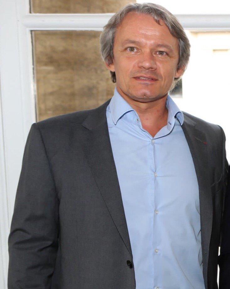 Unfp Souhaite Un Joyeux Anniversaire A Sylvain Kastendeuch