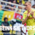 [OFFICIEL] Kolbeinn Sigthorsson rejoint @GalatasaraySK Prêt avec option dachat #FCNantes https://t.co/xCQU0Bt4yd https://t.co/vNVrrTdwld