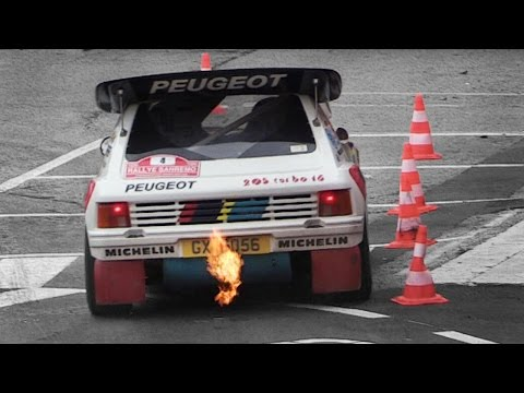 Peugeot 205 T16 Evo 2 Group B Sound – Starts, Accelerations, Flames & More https://t.co/NWtCmRvcrn https://t.co/zeVndacxOg