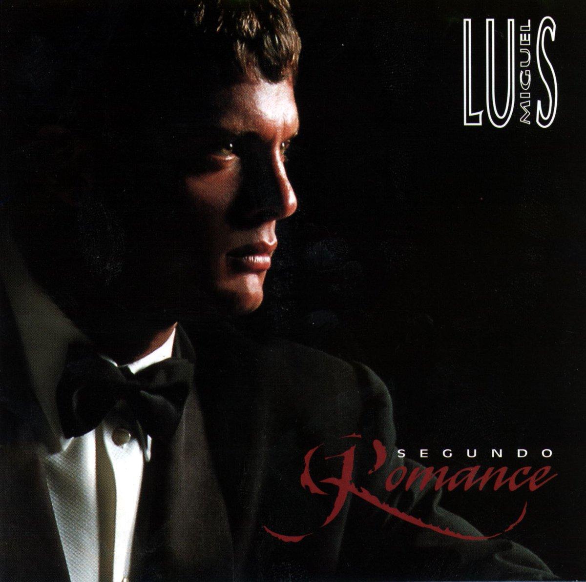 """en 1994 sale a la venta el disco """"Segundo romance"""" del cantante Luis Miguel @LMXLM https://t.co/OJaacoQY22"""