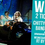 WIN! 2 TICKETS to @ChittyMusical ft. @leemeadofficial at @brumhippodrome 7-18 September. Simply RT by 31/8 to enter! https://t.co/q8UHbP5Bja