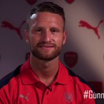 Weve announced @MustafiOfficial - heres the man himself with how to pronounce his name...  #GunnerShkodran https://t.co/FMr8Zjng0g