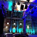 Technikeinbau, Lichtprobe und Luftballontest im und am Heizwerk #Erfurt. Das #ACHAVA öffnet in 2 Tagen seine Pforten https://t.co/yNTeDjjF89