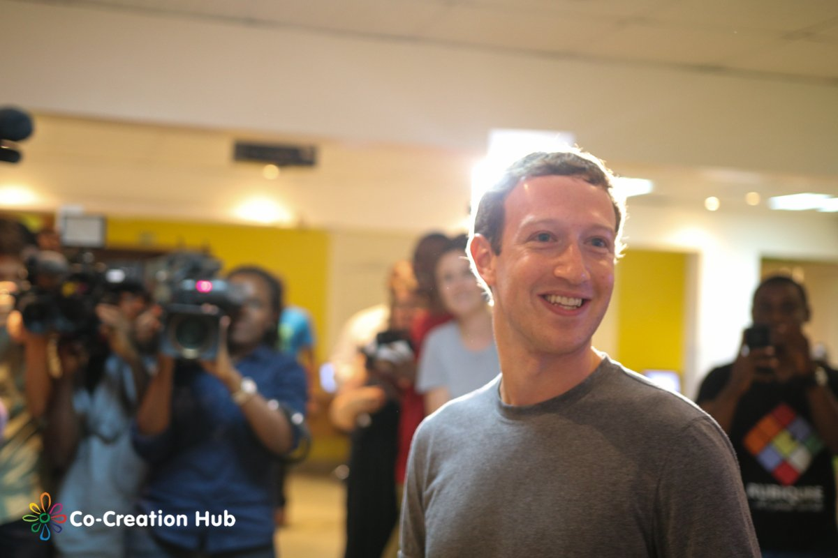 We're still reeling from the excitement of hosting Mark Zuckerberg earlier today. https://t.co/u85D1hQHZH