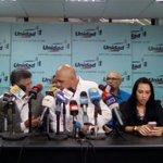 Unidad Democrática se pronuncia #AEstaHora sobre la #TomaDeCaracas de este #1Sep https://t.co/2thLJFb6mW