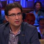 """""""Ik word bijna dagelijks bedreigd"""", zegt @CeritM #Pauw https://t.co/7qaOkDILHd"""