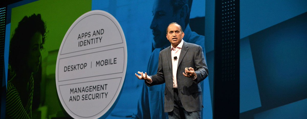 At #VMworld, @Vmware unveils its new endpoint security strategy for #Windows10:  https://t.co/mo0khoEpO8 https://t.co/iK5sQGpF6z