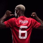 Adidas have confirmed that Paul Pogba shirt sales have surpassed £190M. #MUFC | #Pogback https://t.co/QJVP198dCE