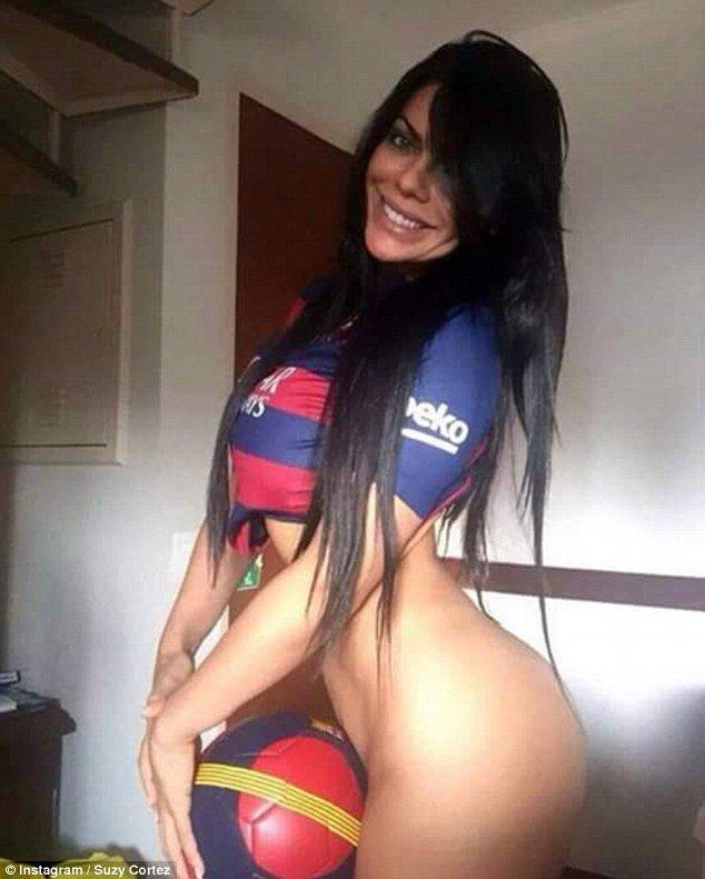 RT @MailOnline: Brazilian Playboy model begs Messi to unblock her on Instagram https://t.co/KPVk4YR689 https://t.co/3XFmWzzogb