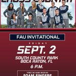 .@FAU_XC_Track gets to 🏃 here in Boca this Friday Night! Get there early for free Foam Fingers. #OWLin https://t.co/x2JsWJmWiG