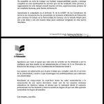 #Cuenca: La Coordinadora de Educación Zonal 6, Lcda. María Eugenia Verdugo, deja su cargo. https://t.co/iZUrFuxCmc