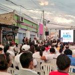 """""""Con el @SETPSANTAMARTA estamos modernizando las vías de la ciudad"""" Alcalde @mrafael70 #SantaMartaSigueCambiando https://t.co/0zfOubMMb6"""