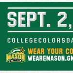Dont forget to wear your Green & Gold on Friday!! >> https://t.co/OJttBNFH3u #CollegeColorsDay https://t.co/3mqNrJKvw1