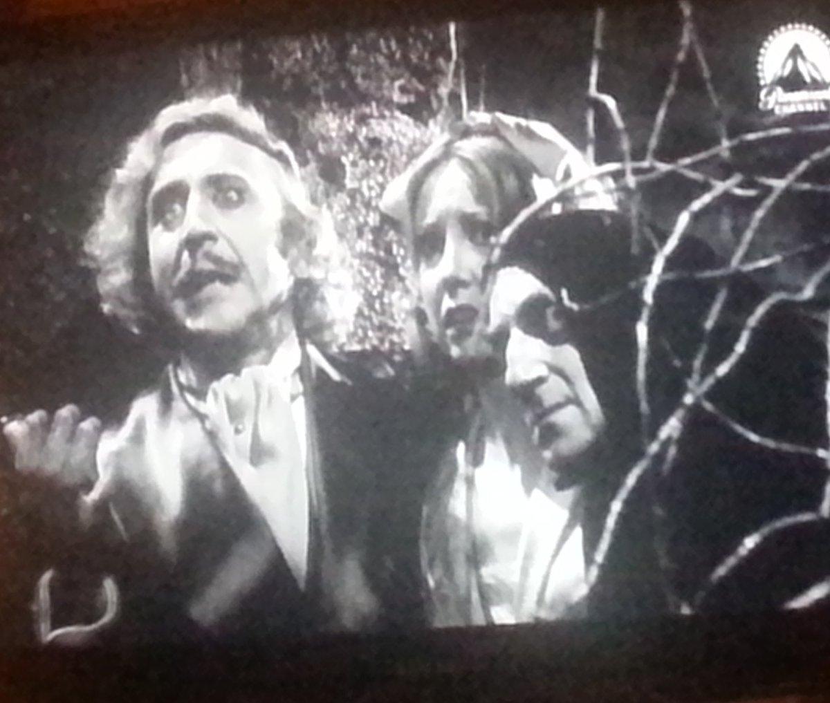 #FrankensteinJunior