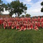 FS/JV Champs @ IMS! @LittleHawkSport #LongRedLine https://t.co/wP6HG7LiBI