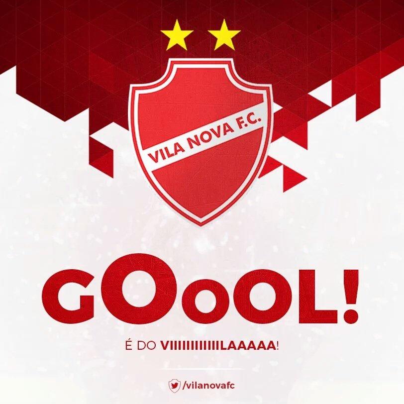 GOOOOOOOOOOOL DO VIIIIIIIILAAAAA! Moisés amplia o marcador em São Januário. Vasco 0 x 2 Vila Nova. https://t.co/li9XaIRQB8