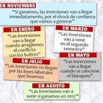 Promesas de Macri hasta el día de hoy. #ElRelatodelAjuste https://t.co/tE05XQ9ByE