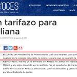 Negocio redondo y de familia PRO... el Gobierno de Macri y otro negociado. La Justicia tampoco va a investigar esto? https://t.co/7Ogdm74Gxi