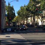 SJPD found suspected homemade bomb in Colonade Apt bldg across from SJSU. Bomb squad detonated it at 5:10pm. https://t.co/KBQrVZQwI2