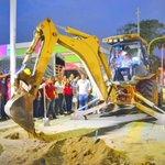 Una obra de impacto para los samarios. Alcalde @mrafael70 dio inicio a esta intervención #ObrasParaElCambio https://t.co/u7frh0CkJp