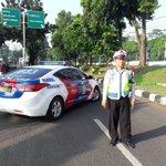 07.38 Rekayasa Lalin arah Kmps UI, Prioritas dari Jl.Margonda raya arah Lenteng agung #PolriPromoter TMCPoldaMetro https://t.co/Sdv1hXGw5u…